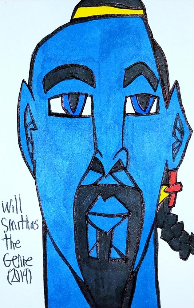 Will Smith par armattock